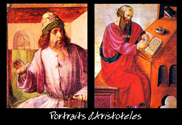portraits d'Aristote