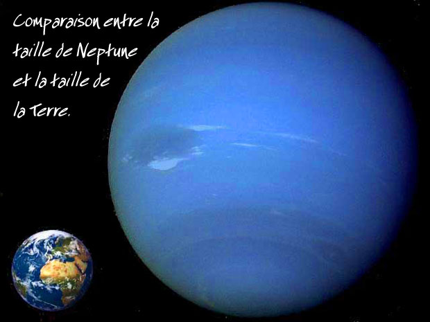 Neptune plan te gazeuse d couverte et caract ristiques for 6eme planete
