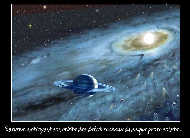 explication système solaire pour enfants
